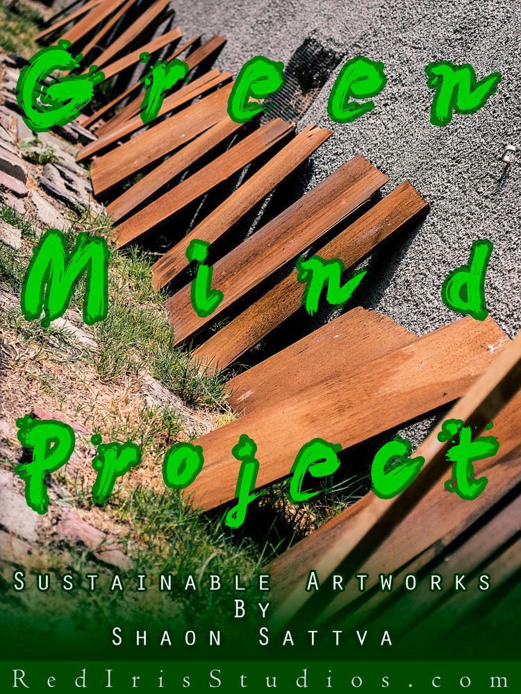 Green Mind Project - Sustainable Art by By Shaon Sattva