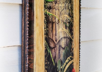 Buddha-nature Large Wood Print - 1/200 By Shaon Sattva - Raffle Fundraiser - Red Iris Studios