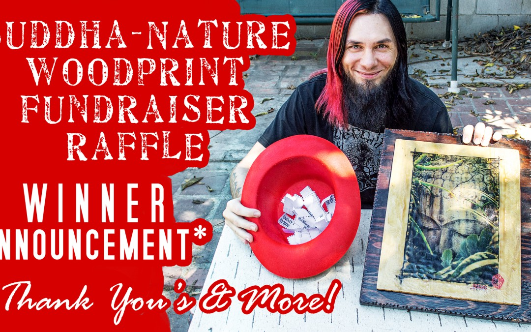 VIDEO* Fundraiser Raffle WINNER ANNOUNCEMENT, Thank You's & More!