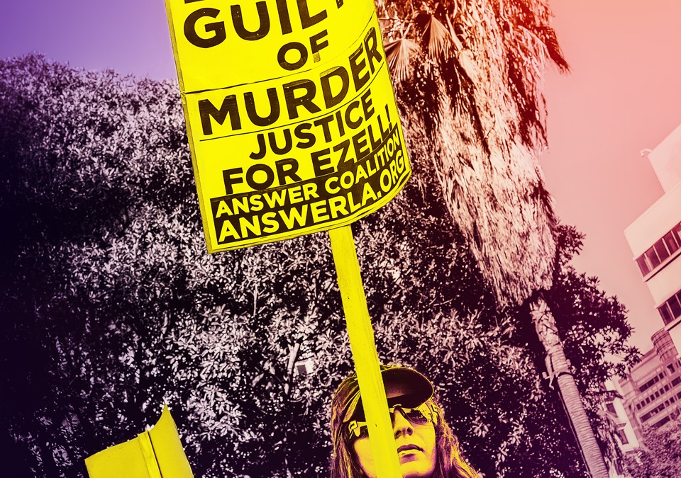 Image of the Week 》 Justice for Ezell !