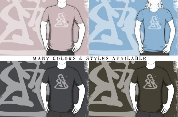 Za Zen - Wordless Light - Shirts in Many Colors & Styles
